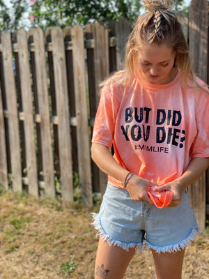 But Did You Die? Bleached