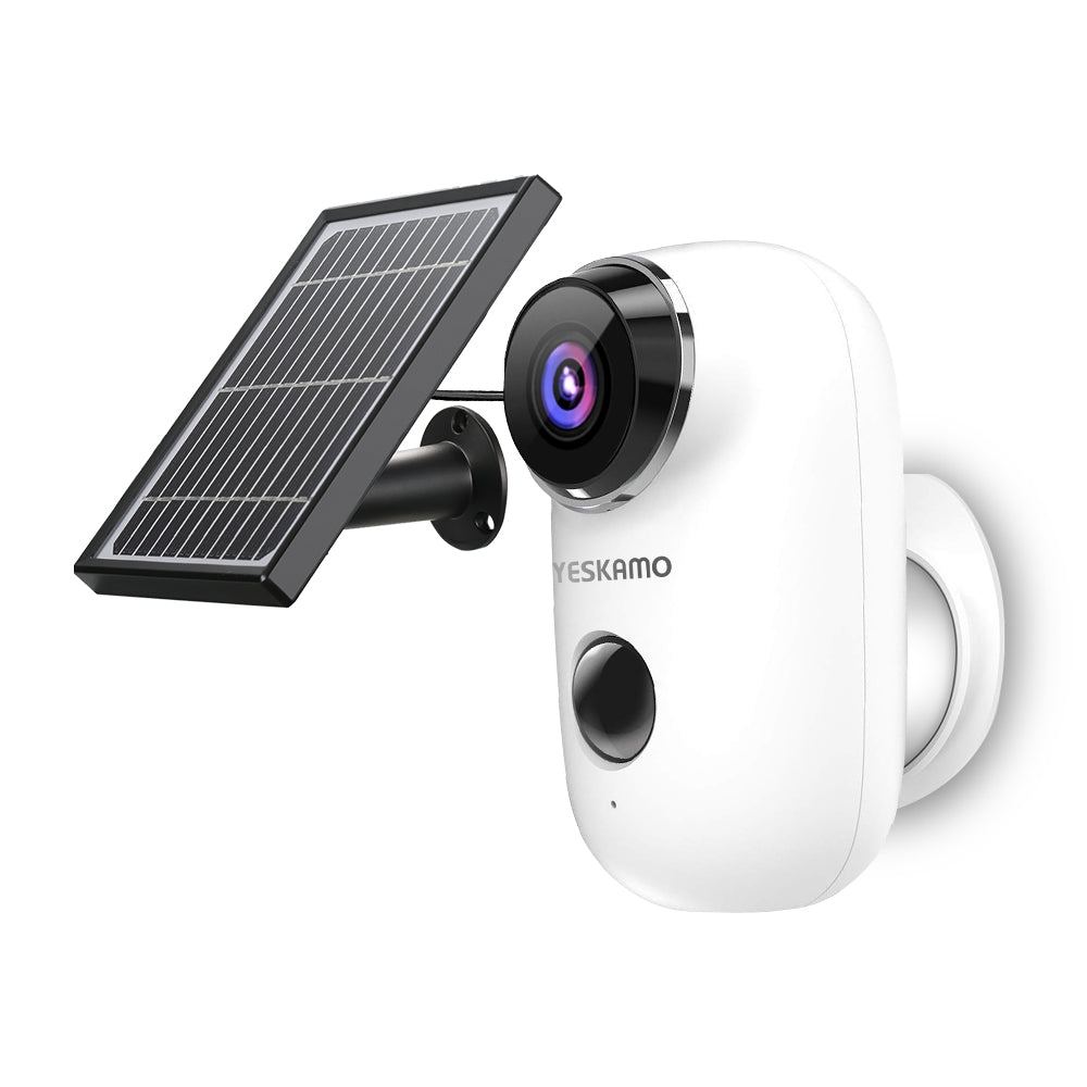 A3S Solar Battery Security Camera