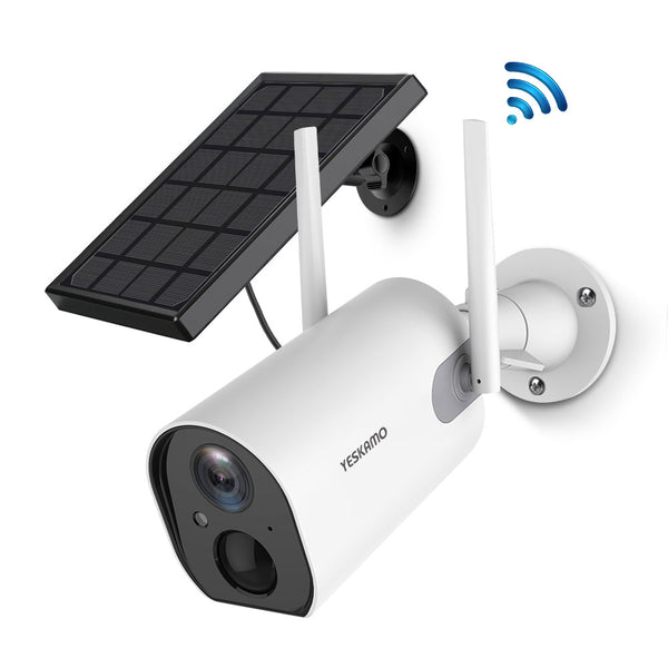 Z6S Solar Battery Security Camera