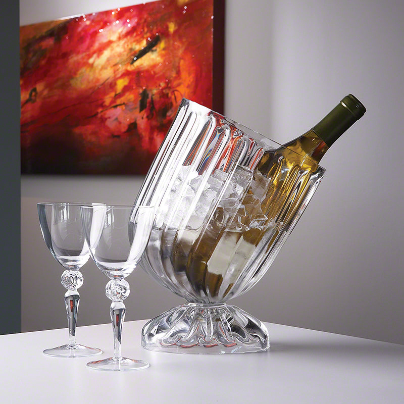 Global Views Optic Slanted Wine Chiller