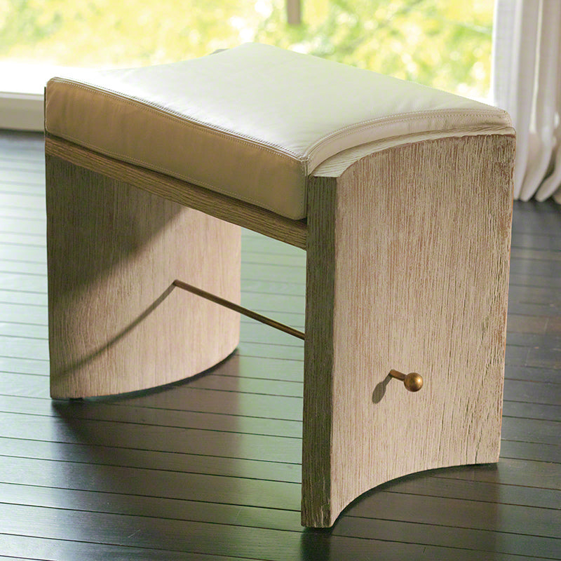 Global Views Cinch Bench, Oak