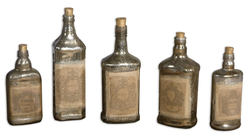 Recycled Bottles Set/5