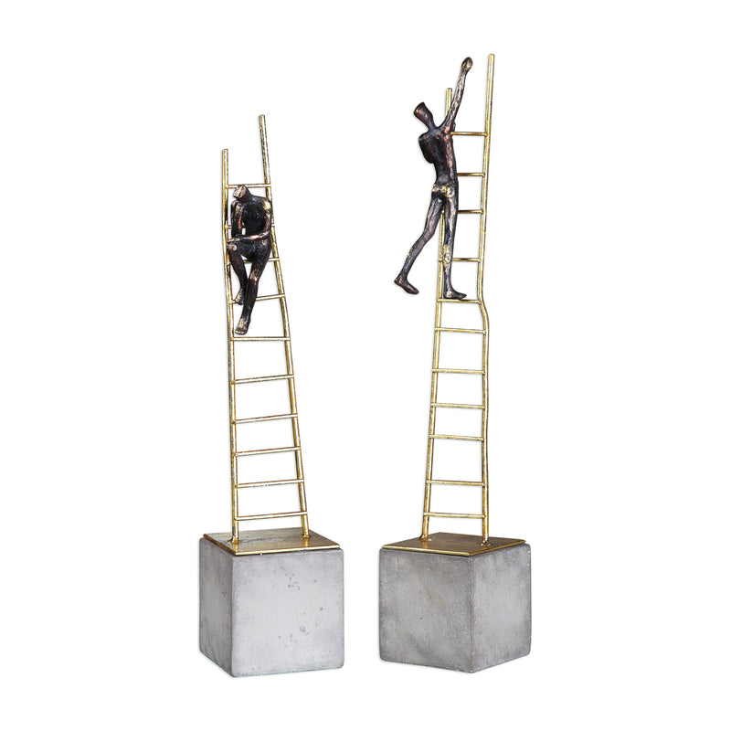 Ladder Climb Sculpture S/2