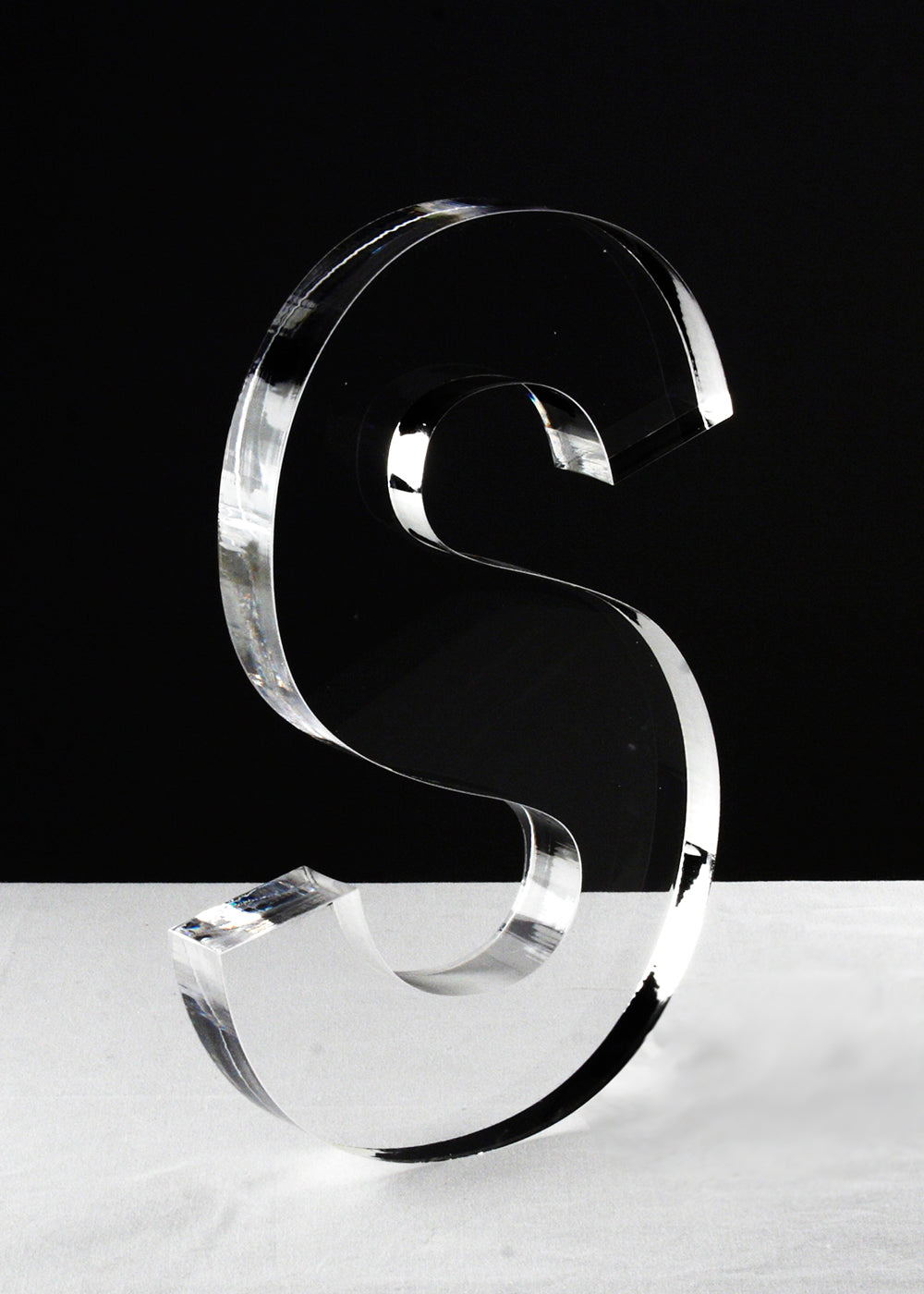 Acrylic Letter S