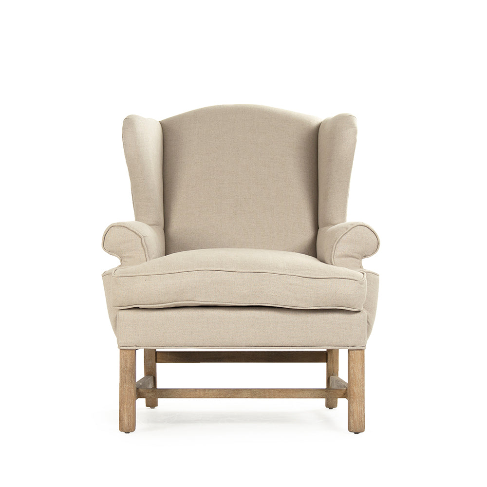 Fabien Wingback Chair