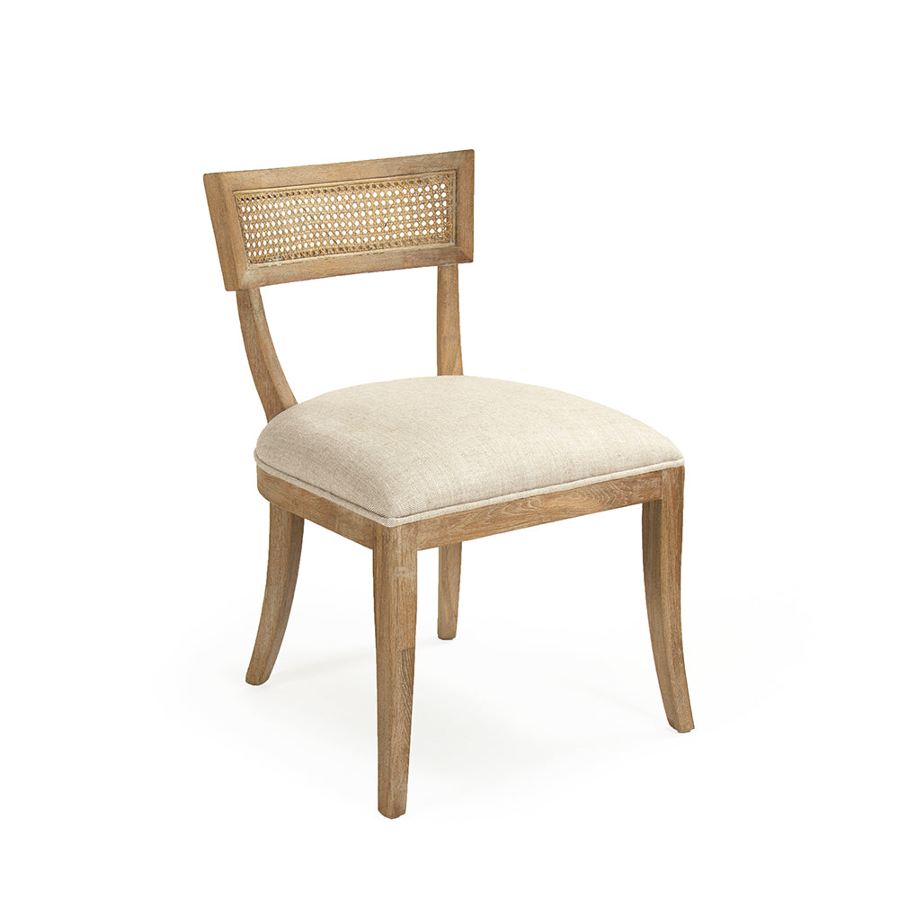 Carvell Cane Back Side Chair
