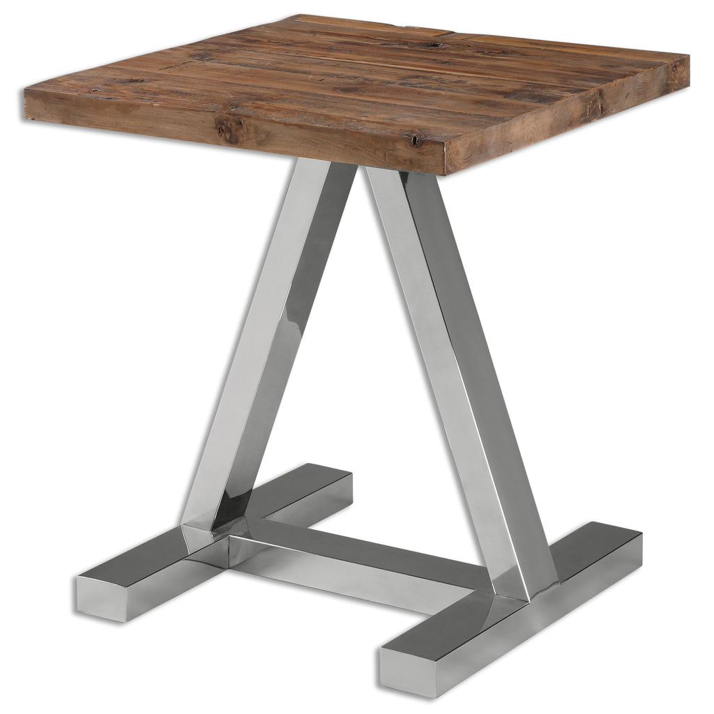 Hesperos Wooden Side Table