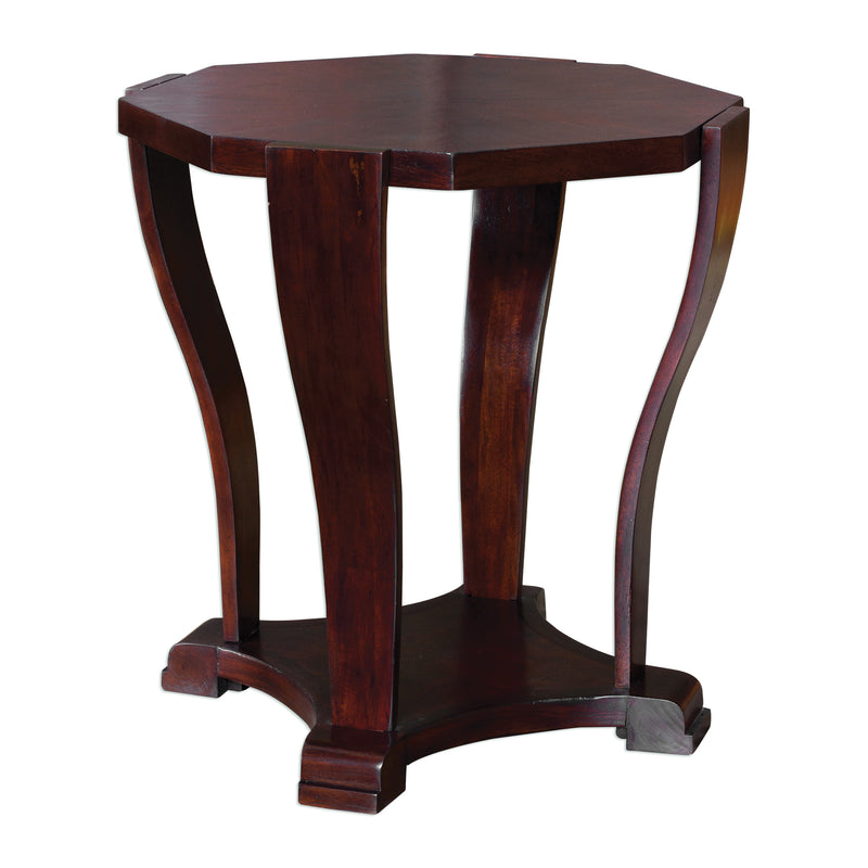 Pallavi Octagon Accent Table