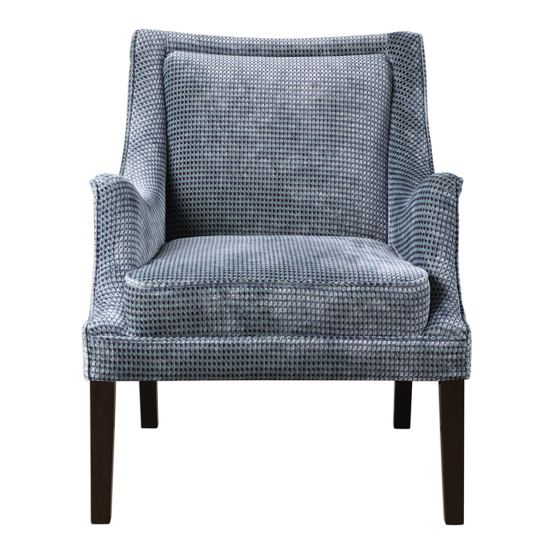 Luella Chenille Accent Chair
