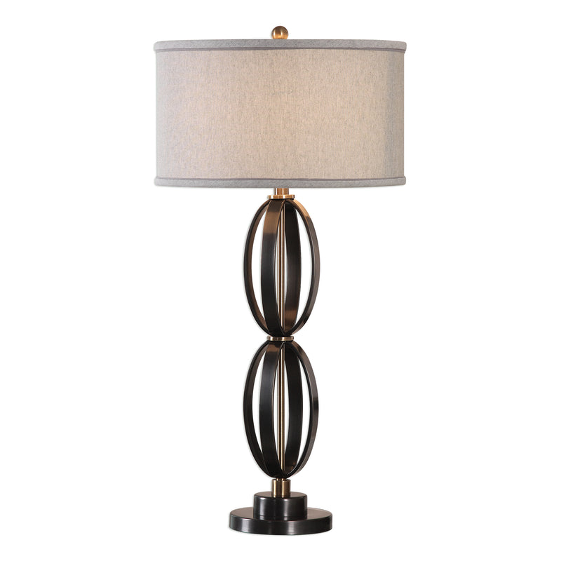 Moretti Oil Rubbed Bronze Table Lamp