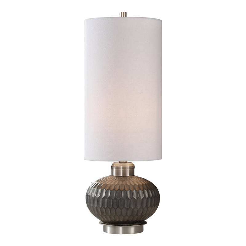Bresca Rust Black Lamp