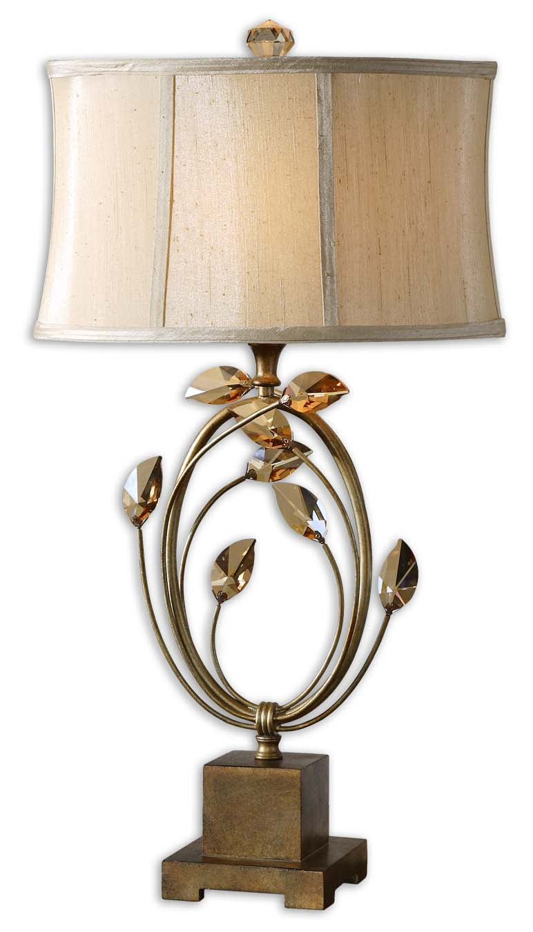 Alenya Gold Table Lamp