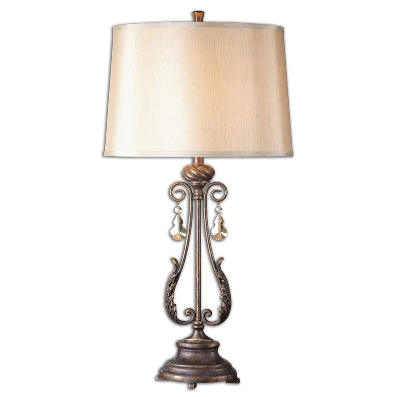 Cassia Oil Rubbed Bronze Table Lamp