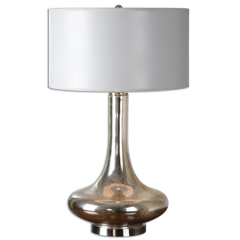 Fabricius Mercury Glass Lamp
