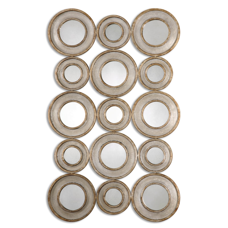 Vobbia Metal Circles Mirror