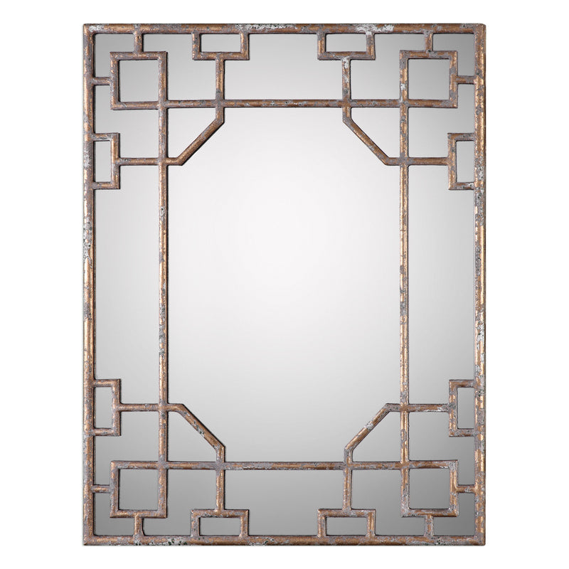 Genji Antique Mirror