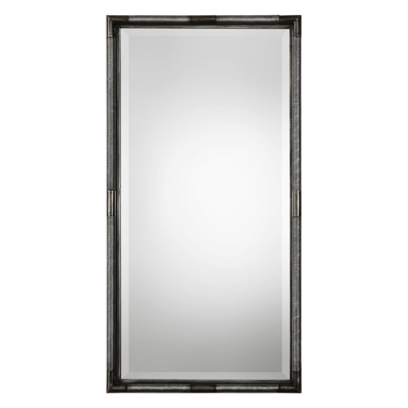 Finnick Iron Coil Rectangle Mirror