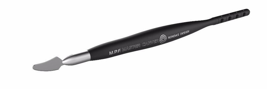 Optimum™ Ceramic Carving Instrument, Flat Blade