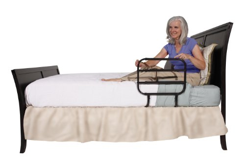 Bedside Extend A Rail Adjustable Adult Home Safety Bed Rail