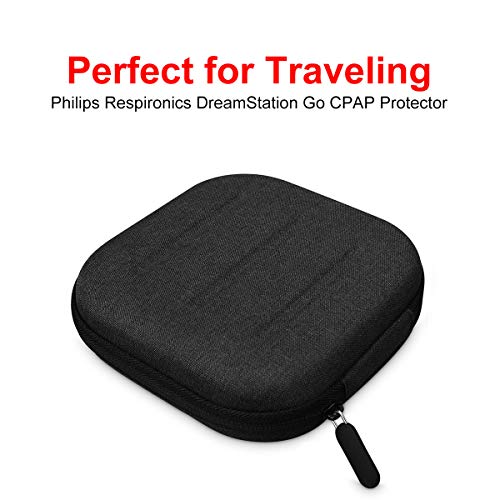 Hard Travel Case for Philips Respironics DreamStation Go