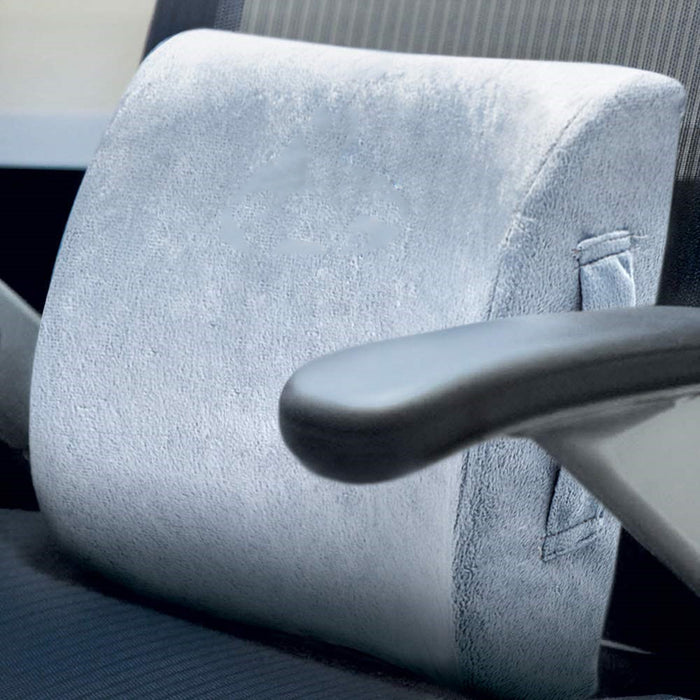 Lower Back Pain Lumbar Pillow Support Cushion For Car Driving