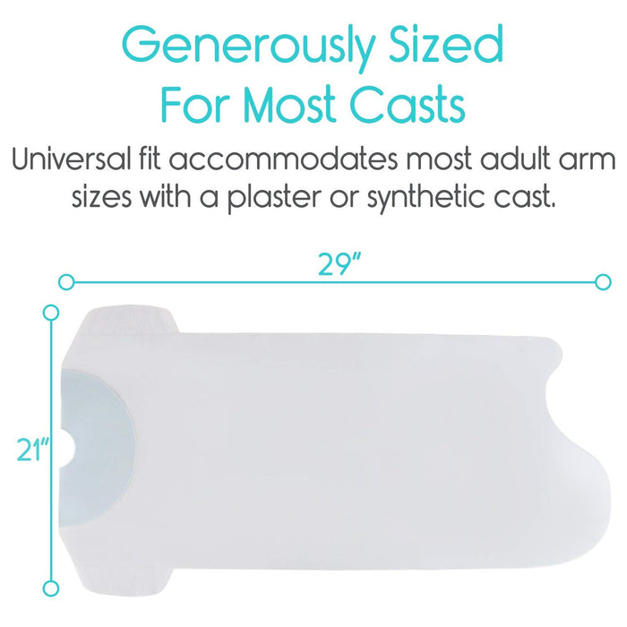 Alzheimers-Arm-Cast-Cover