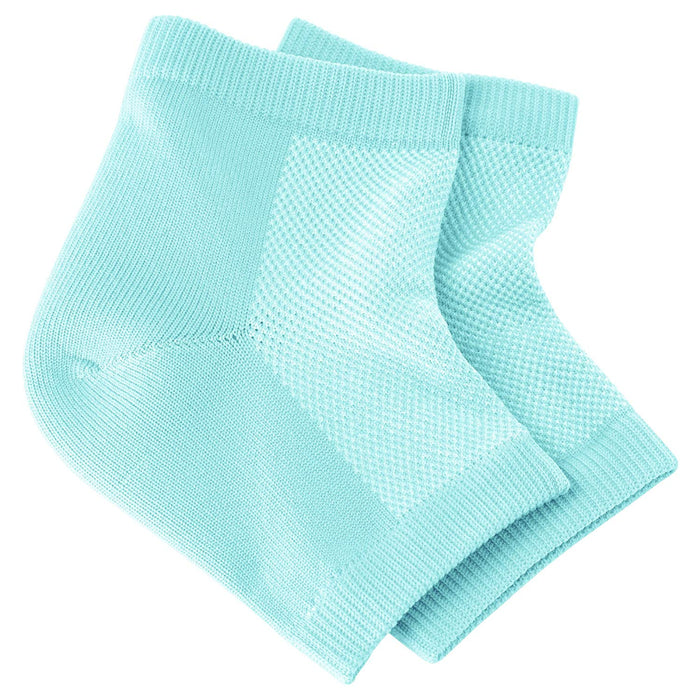 Intensive Moisturizing Gel Heel Sleeves(Helps Dry Feet/Rough Skin)