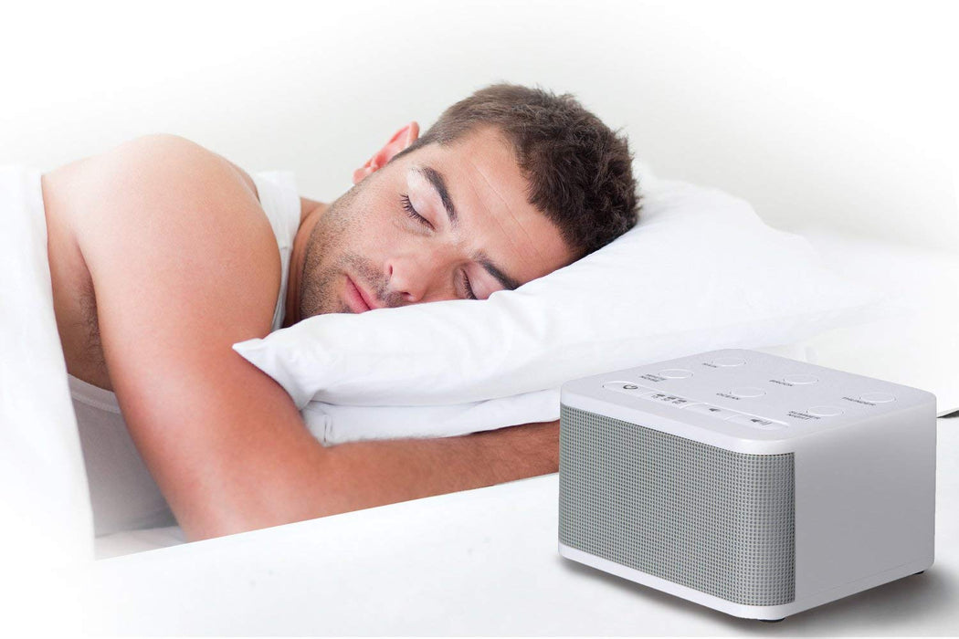 Alzheimer's-White-Noise-Machine