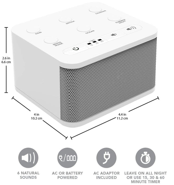 Injured-White-Noise-Machine
