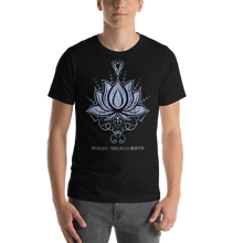 Healing Through JiuJitsu Short-Sleeve Unisex T-Shirt