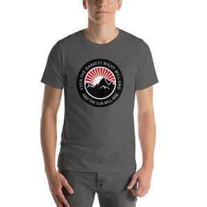 Rise Short-Sleeve Unisex T-Shirt