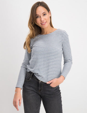 L/S BOW TOP