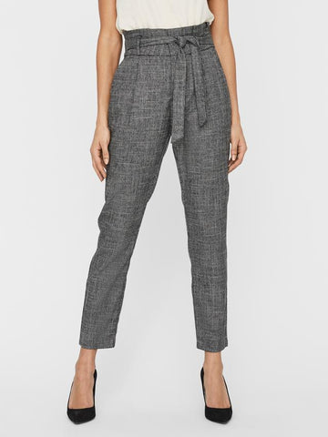 EVA HR LOOSE PAPERBAG AMY PANT