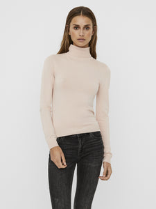 VM GLORY ROLLNECK BLOUSE