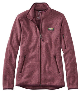 BEANS SWEATER FLEECE FULL ZIP