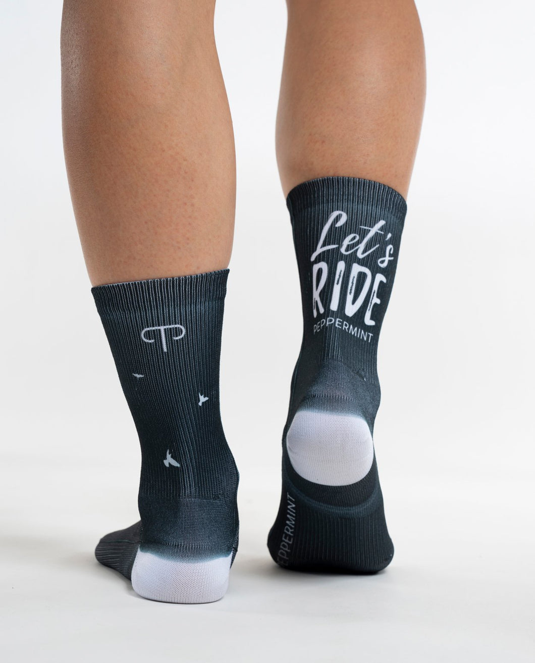 CYCLE SOCK LET'S RIDE