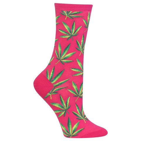 HOT SOX PNK-PLANT