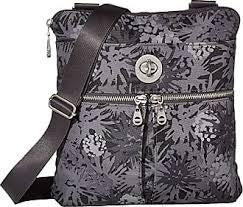 MADRAS RFID CROSSBODY