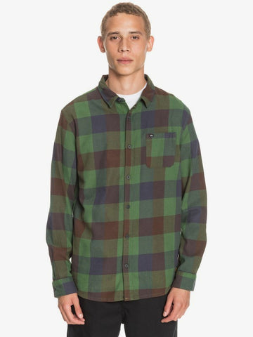 MOTHERFLY FLANNEL GREEN