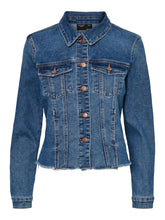 Load image into Gallery viewer, FAITH DENIM JACKET