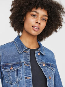 FAITH DENIM JACKET