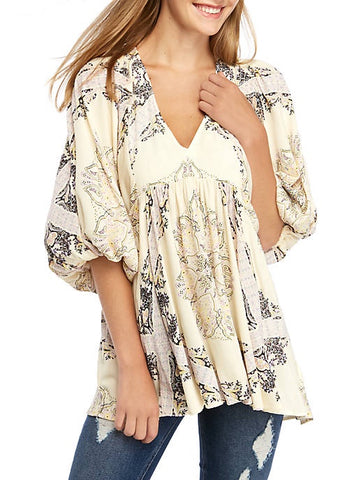 GIRL TALK TUNIC