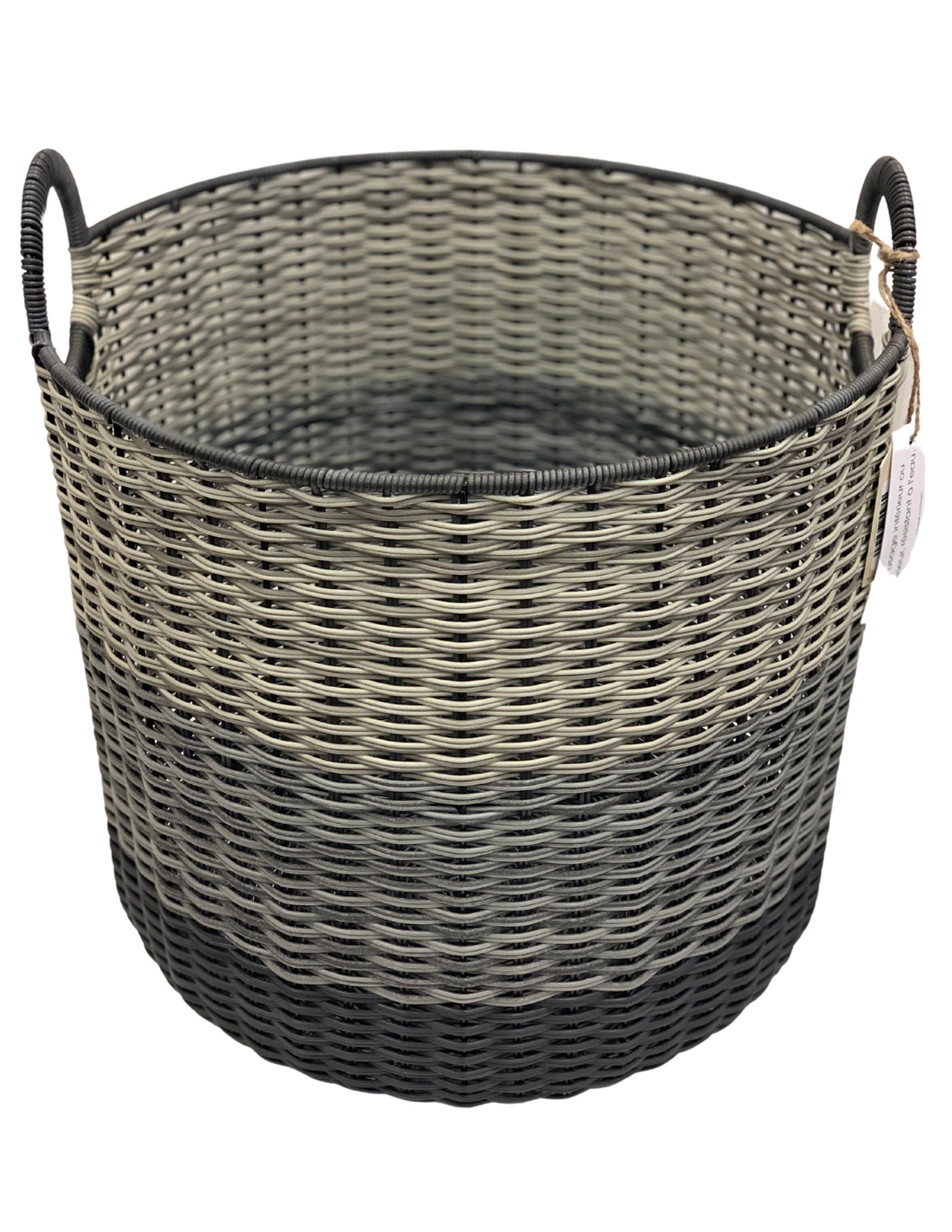 INDOOR/OUTDOOR BASKET 17