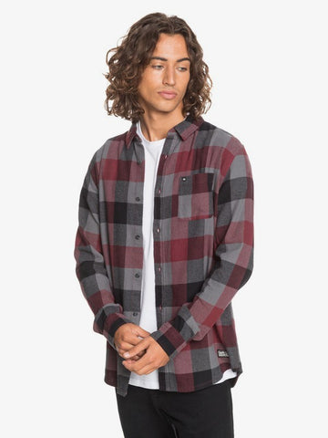 MOTHERFLY FLANNEL GREY