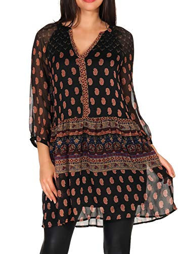 ADDISON 3/4 TUNIC