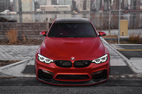 2018 BMW F80 M3 Competition Package Carbon Fiber