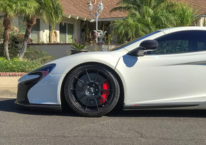 Agency Power Lowering Springs McLaren 12C | 650S