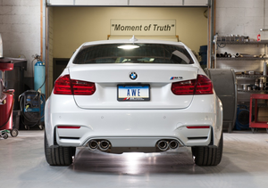 AWE SWITCHPATH EXHAUST SUITE FOR F80 M3