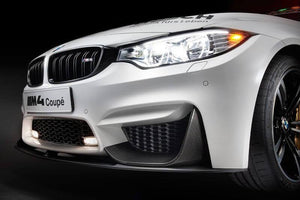 BMW M Performance F8X M3 M4 Carbon Fiber Front Side Splitter