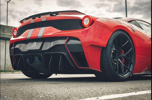 Ferrari 458 // Performance Exhaust